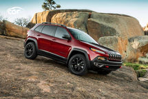 2020 Jeep Cherokee Right Side View