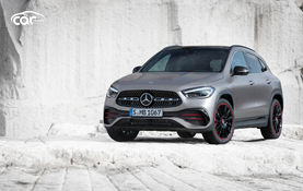 Mercedes-Benz AMG GLC 63 S Coupe