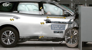2020 Nissan Pathfinder Safety and Reliability