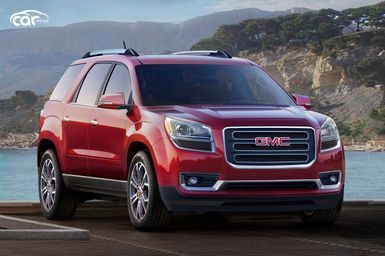 2020 Gmc Acadia Price Review Ratings And Pictures Carindigo Com