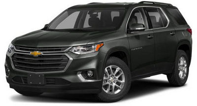 2021 chevy traverse wont go over 60 mph