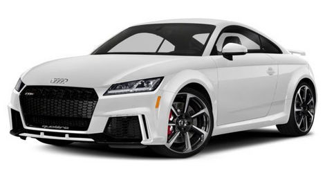 2021 Audi TT RS Price, Review, Ratings and Pictures ...