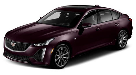 2020 Cadillac CT5 Review, Ratings, MPG and Prices ...