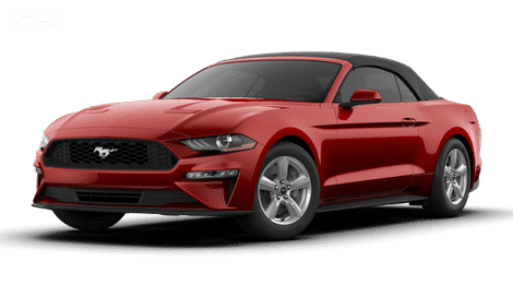 2020 Ford Mustang Gt Convertible Weight
