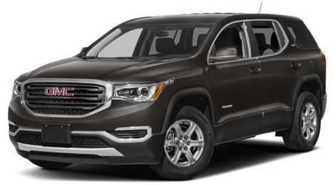 2021 gmc acadia price, review, ratings and pictures
