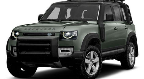 2021 Land Rover Defender 110 SUV Price, Review and Buying ...