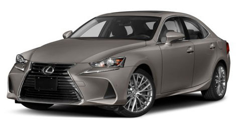 2020 lexus is 300 price, review, ratings and pictures