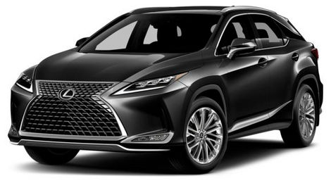 2020 Lexus RX 350 F Sport SUV Review, Ratings, MPG and ...