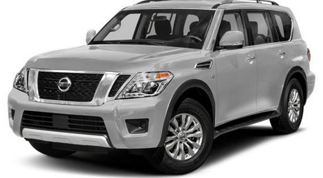 2021 nissan armada price, review, ratings and pictures