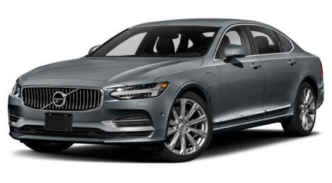 year 2021 volvo s90 recharge sedan price, review and