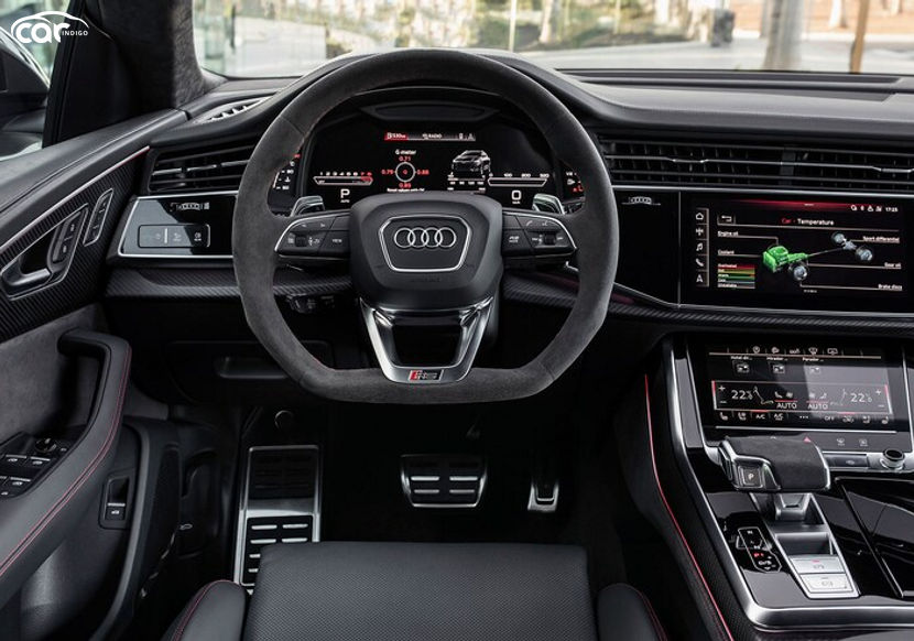2021 audi rs q8 price, review, ratings and pictures
