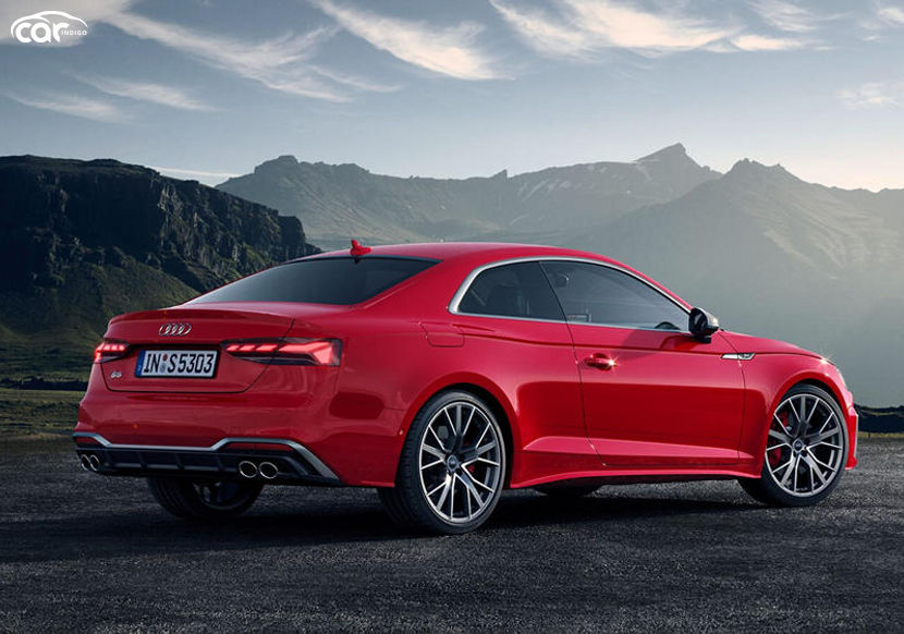 2020 Audi S5 Price, Review, Ratings and Pictures ...