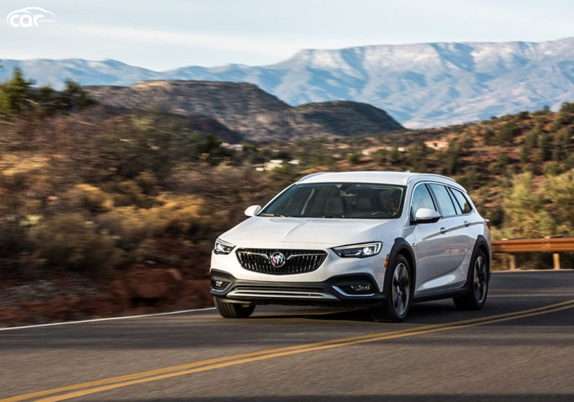 2020 buick regal tourx wagon review, ratings, mpg and