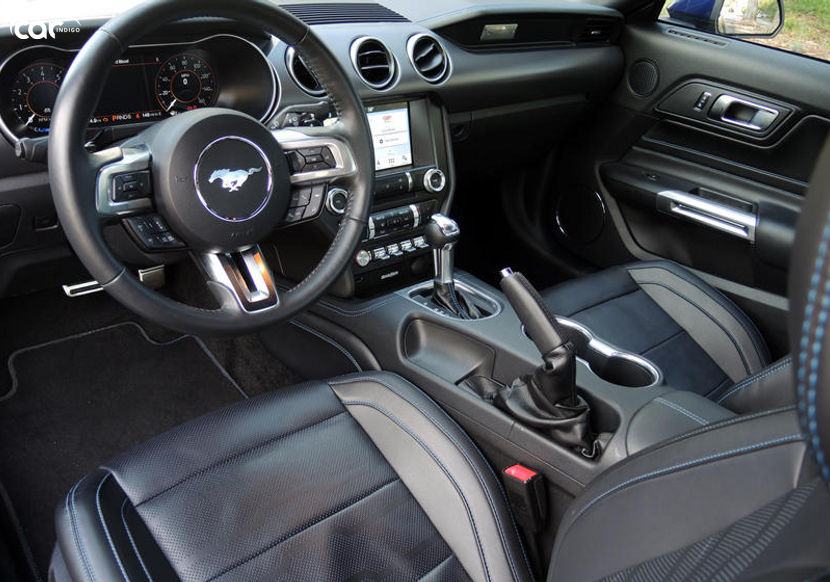 2021 Ford Mustang GT Coupe Pictures: Interior, Exterior ...