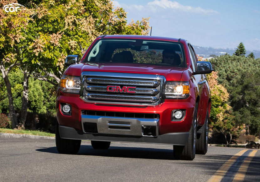 2021 GMC Canyon Extended Cab vs 2021 RAM 1500 Quad Cab ...