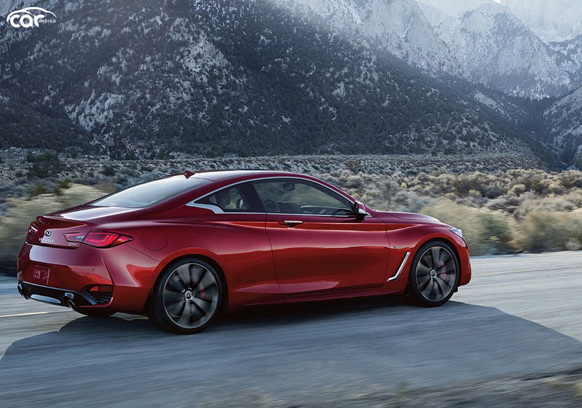 2020 infiniti q60 red sport 400 coupe review, ratings, mpg