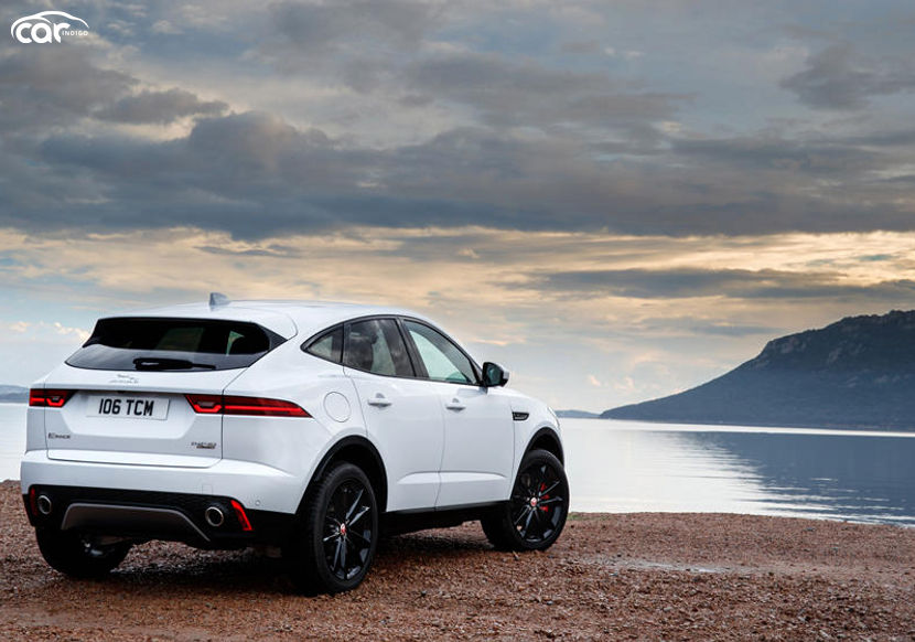 2021 Jaguar E-PACE Price, Review, Ratings and Pictures ...