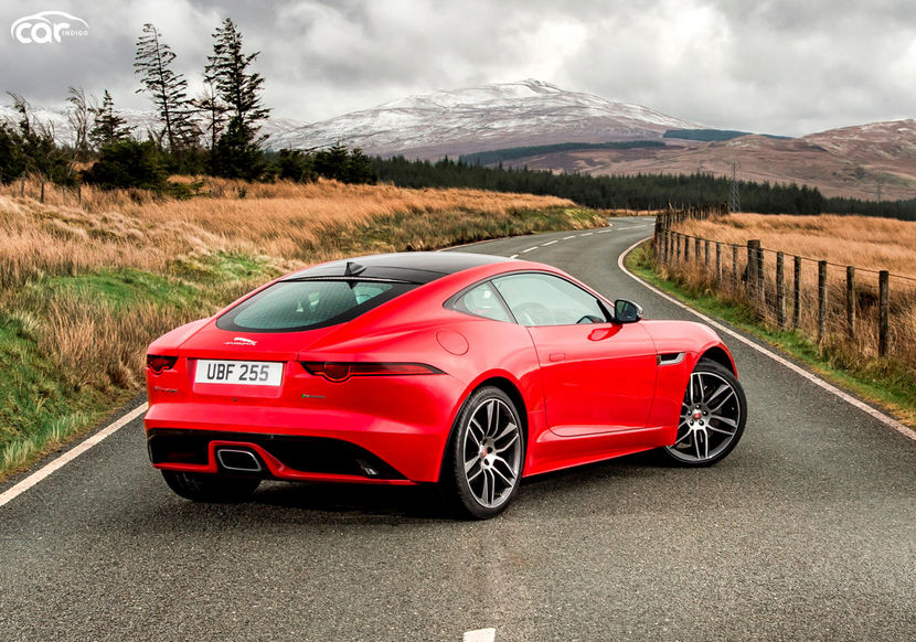 2020 Jaguar F-TYPE R-Dynamic Coupe Review, Ratings, MPG ...
