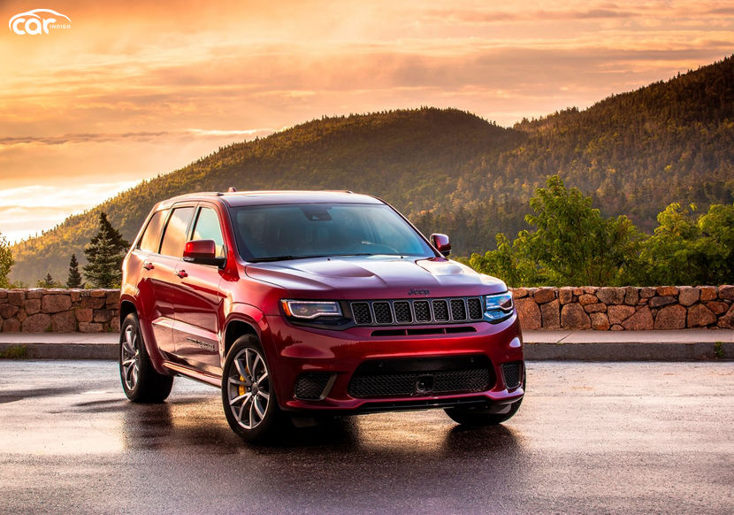 2021 jeep grand cherokee trackhawk suv price, review and