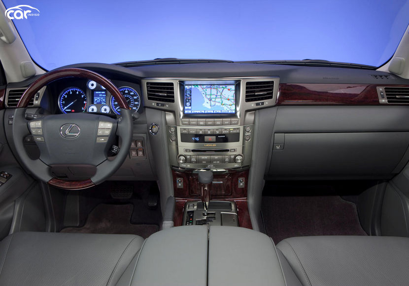 2021 Lexus LX 570 Price, Review, Ratings and Pictures ...