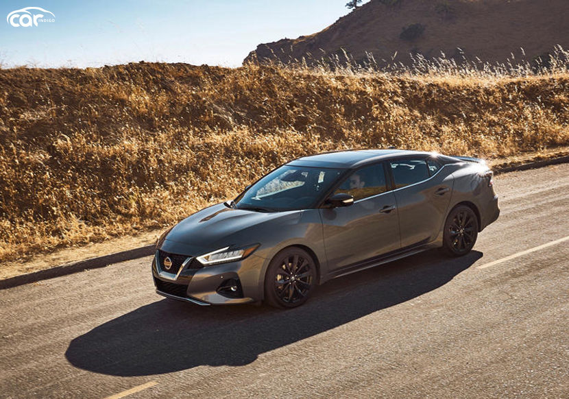 2021 nissan maxima price, review, ratings and pictures