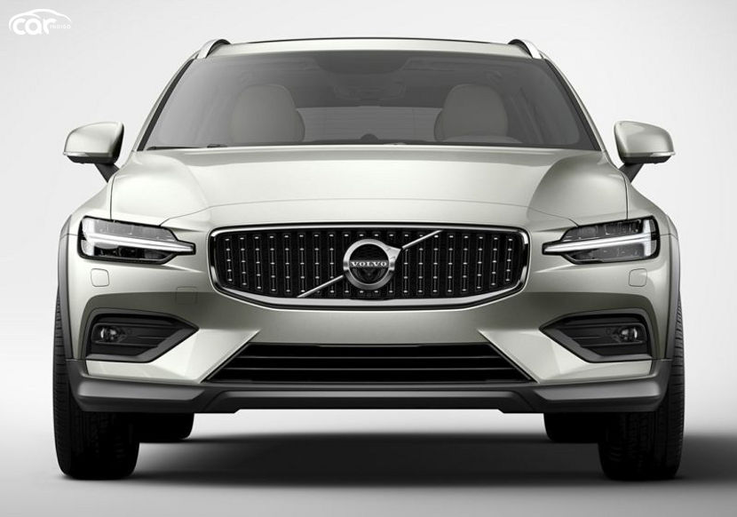 2020 volvo v60 cross country wagon review, ratings, mpg