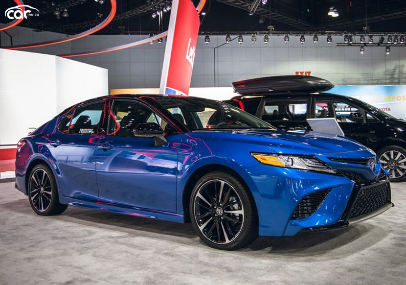 2021 Toyota Camry TRD Sedan Review: Features, Price ...