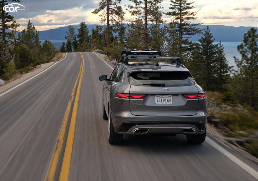 2021 Jaguar F-PACE R-Dynamic SE SUV Performance and MPG ...