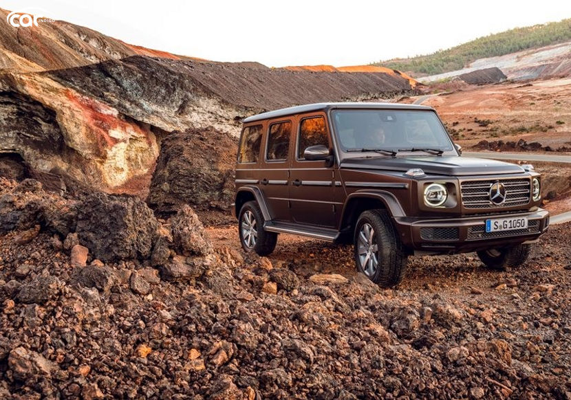 2021 Mercedes-Benz G-Class Review- Release Date, Specs, Interiors and Rivals Compared review