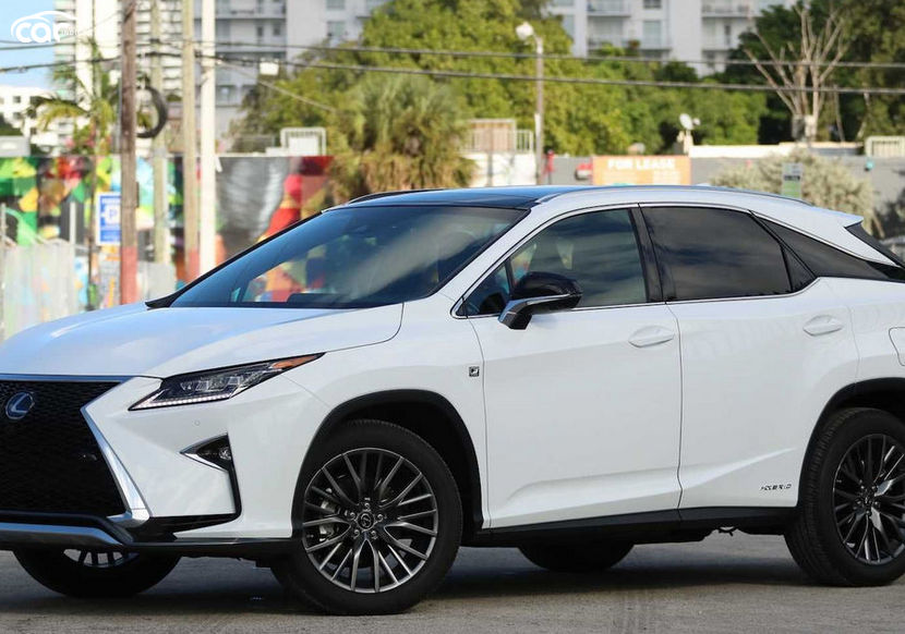 2021 Lexus RX 450h F Sport SUV Reliability and Recalls ...