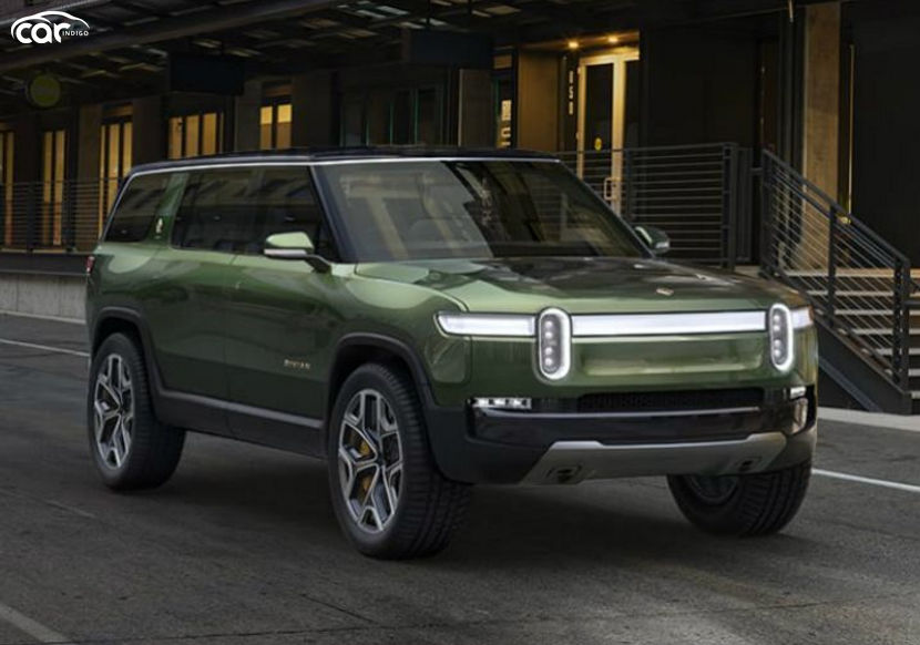 Rivian Rings In The Holiday Season With A $1.3 Billion