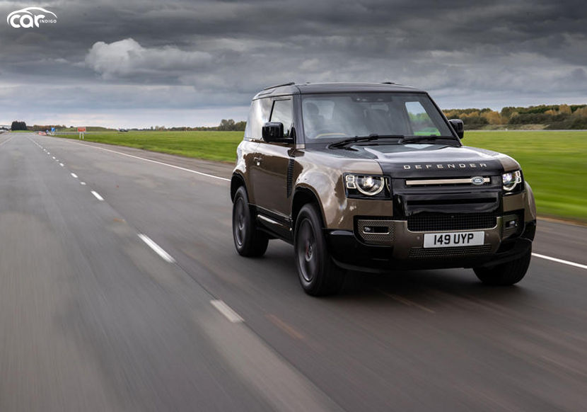 2021 Land Rover Defender X SUV Performance and MPG ...