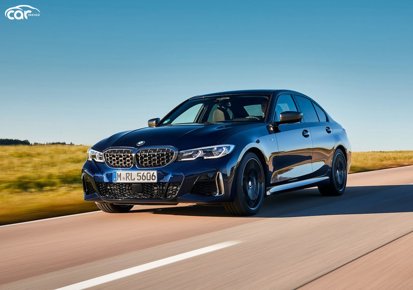 2021 bmw m340i sedan review: trims, features, prices