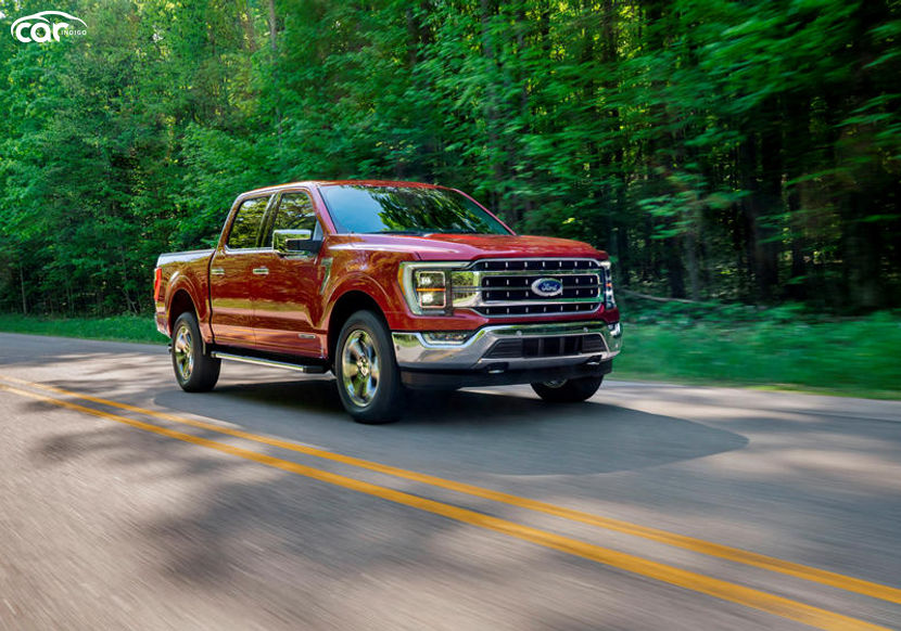 2021 Ford F-150 diesel SuperCab Performance and MPG ...