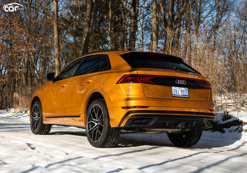 2022 Audi Q8 Review- Price, Performance, 0-60, Top Speed ...