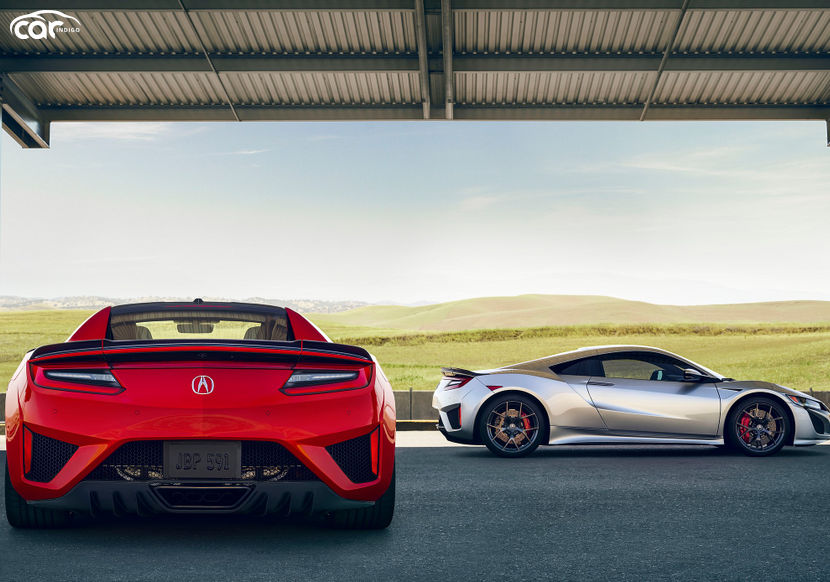 2021 acura nsx review - price, performance, 0-60, top