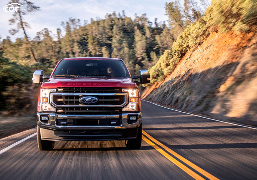2021 Ford F-250 SuperDuty diesel SuperCab Performance and ...
