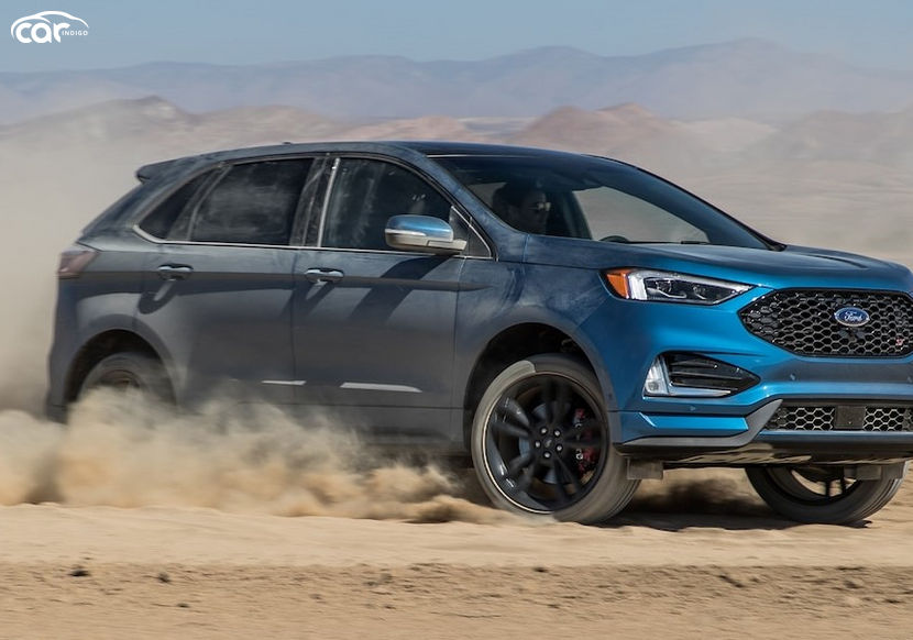 2021 ford edge st review: features, price, performance