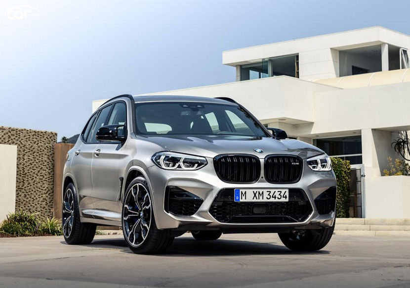 2021 bmw x3 m review trims features price performance