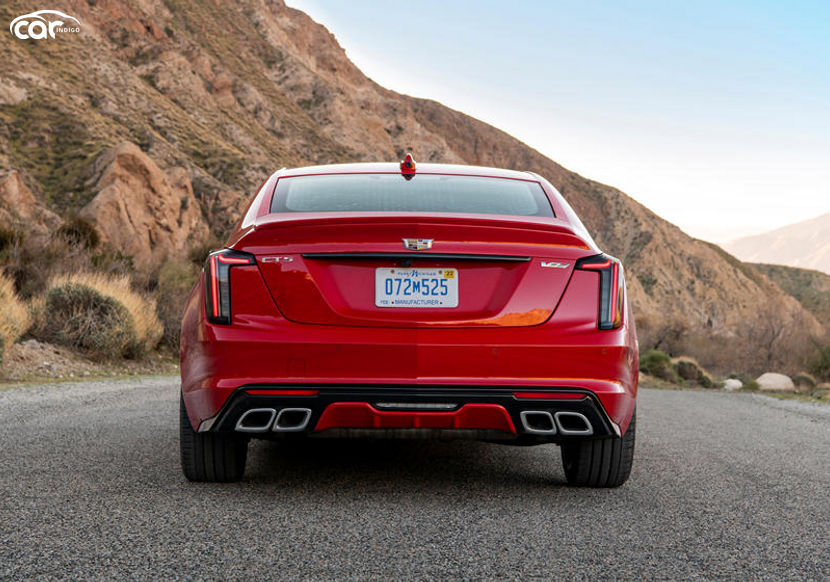 2021 Cadillac CT5-V Blackwing Review - Price, Features ...