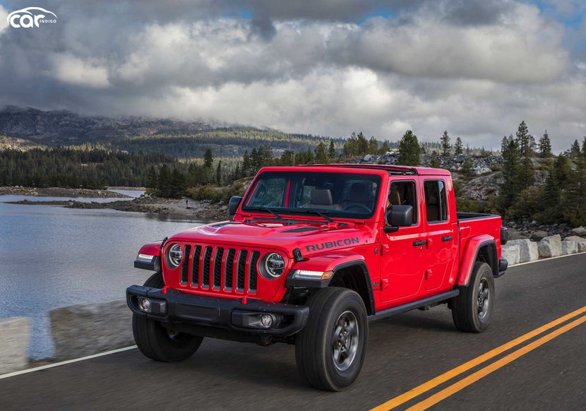 2021 Jeep Gladiator Ecodiesel Review- Price, MPG, Features ...