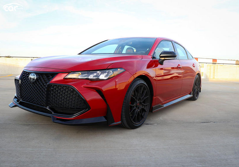 2021 toyota avalon trd review - price, features