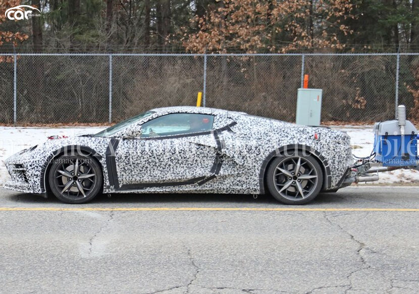 Chevrolet Is Nearly Ready With The 2023 Corvette C8 Hybrid ...