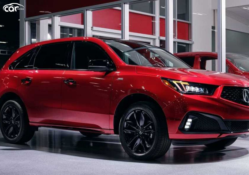 2021 acura mdx price- trims and configurations, ratings