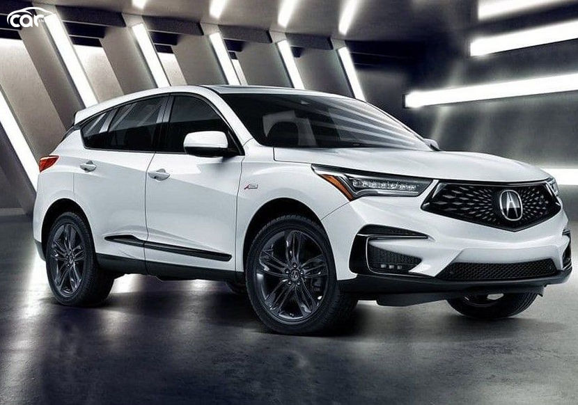 2021 acura rdx a-spec - review - price, features, cargo