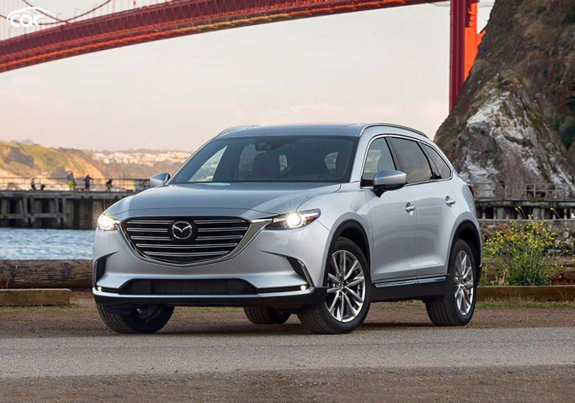 2021 Mazda CX-9 Review: Trims, Features, Price ...