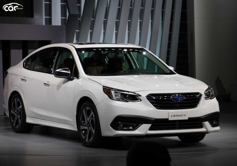 2021 subaru legacy review  performance mpg prices