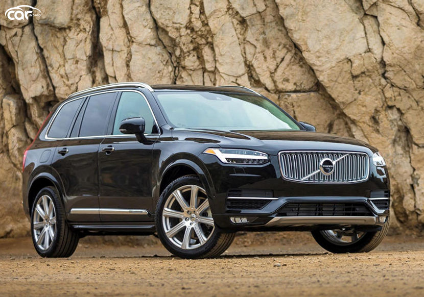 2021 volvo xc90 t6 suv - review - price, features, cargo